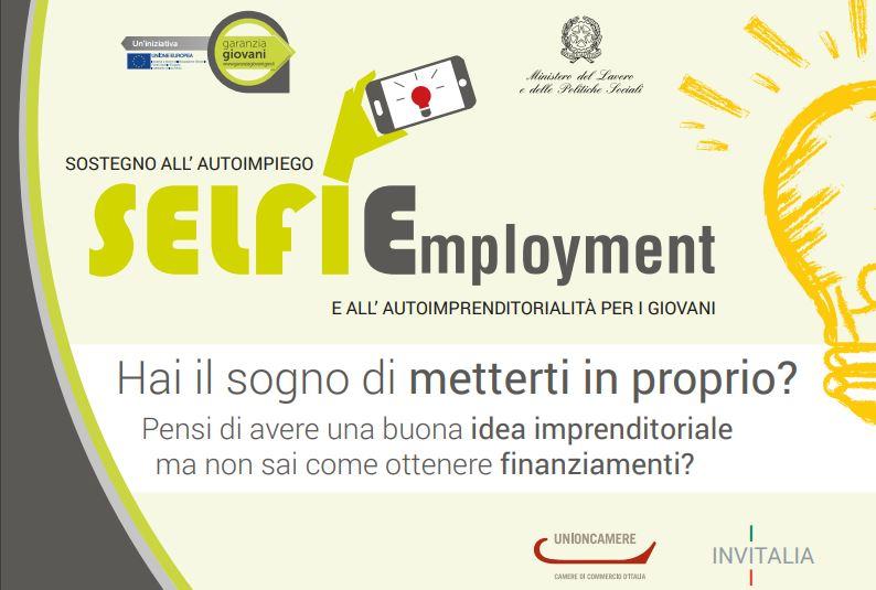 Selfiemployment - finanziamenti ai giovani imprenditori