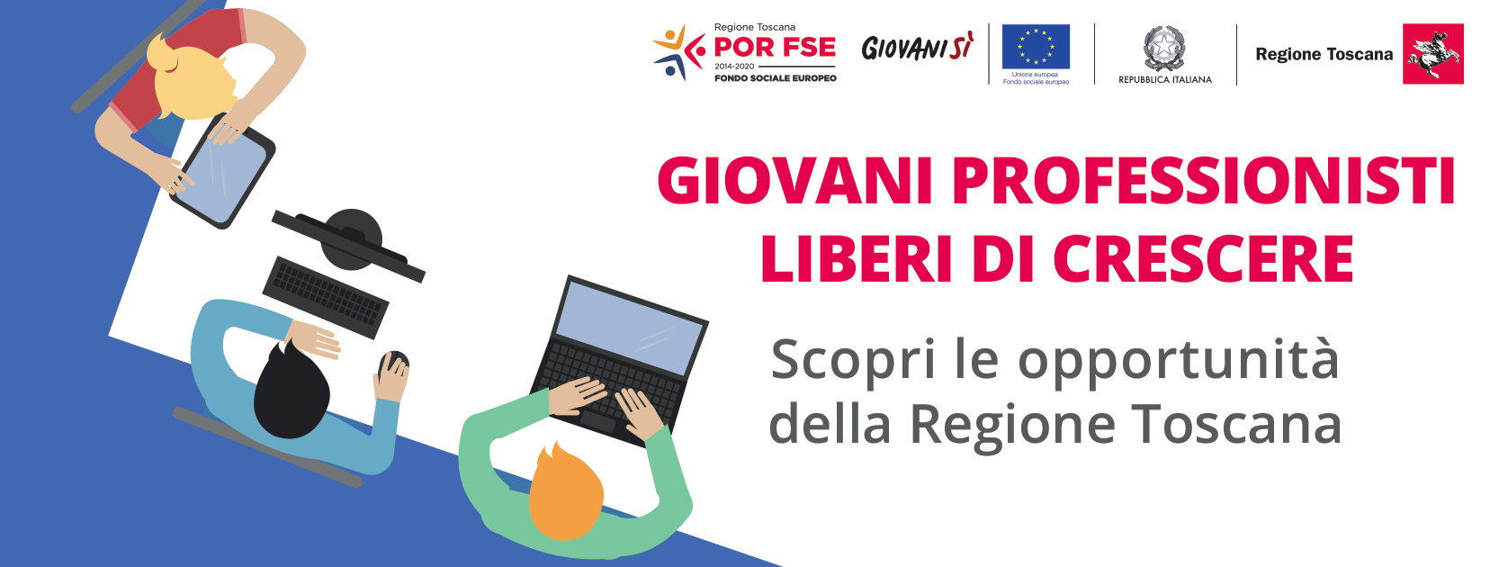 Voucher formativi individuali per professionisti under 40