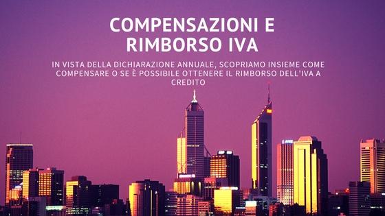 Compensazioni e rimborso Iva: come fare?