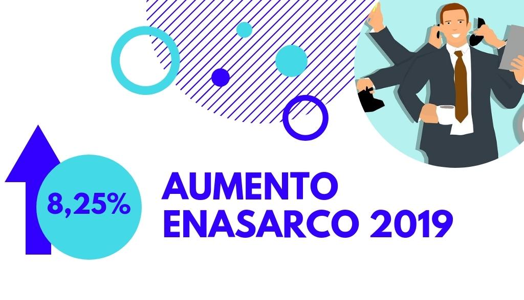 Aumento Enasarco: la nuova aliquota contributiva per il 2019