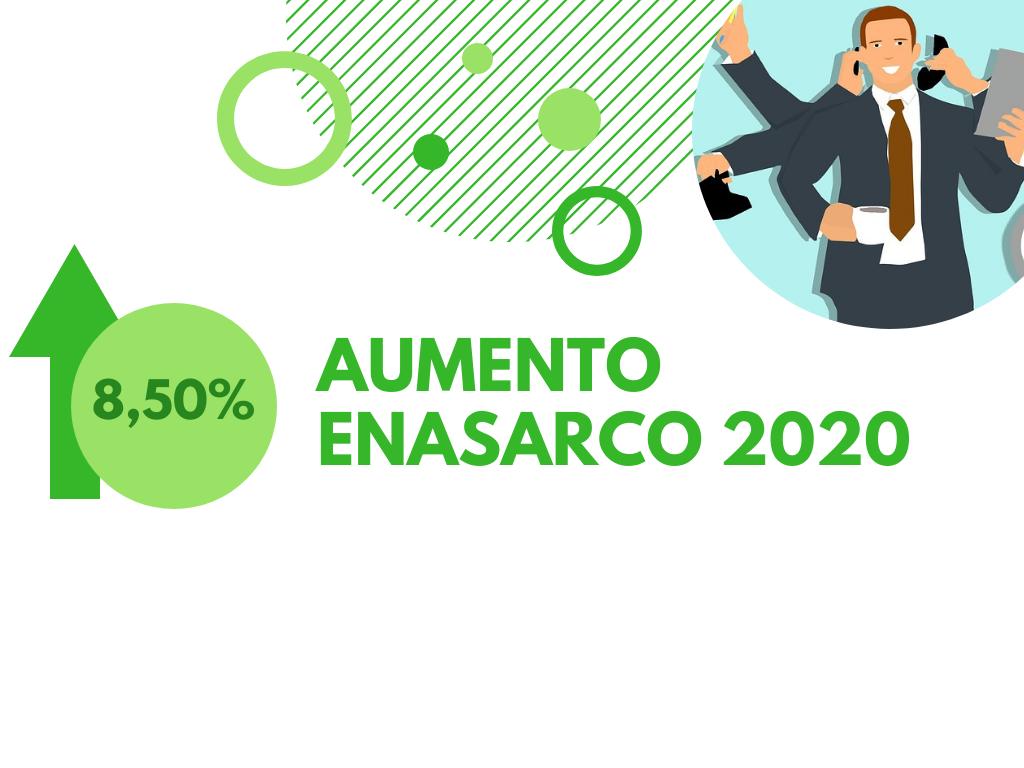 Aumento Enasarco: la nuova aliquota contributiva per il 2020