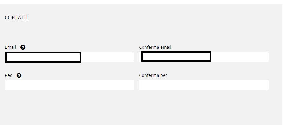 Email per i contatti INAIL assicurazione contro gli infortuni domestici
