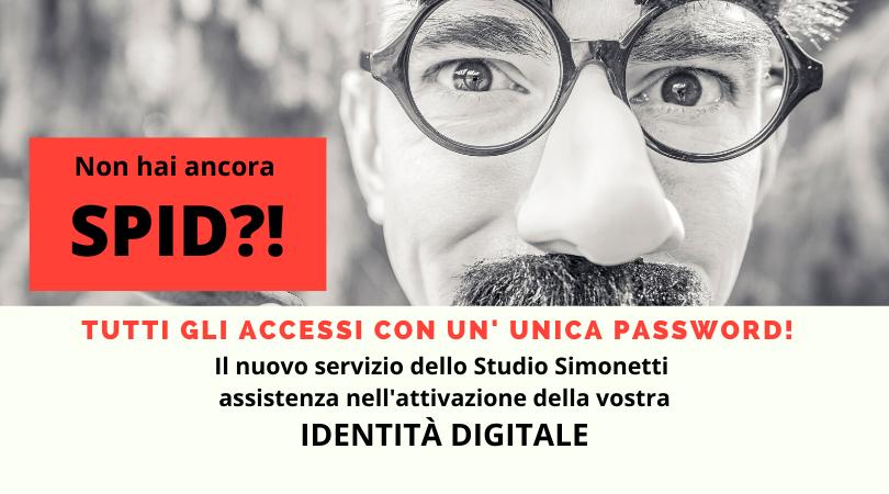 Attivazione dello SPID: scopri tutti i servizi online connessi alla tua identità digitale