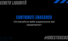 La sospensione dei contributi Enasarco: chi ne può beneficiare?