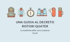 Il decreto ristori quater e le varie scadenze fiscali