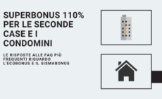 Superbonus 110% per le seconde case e condomini